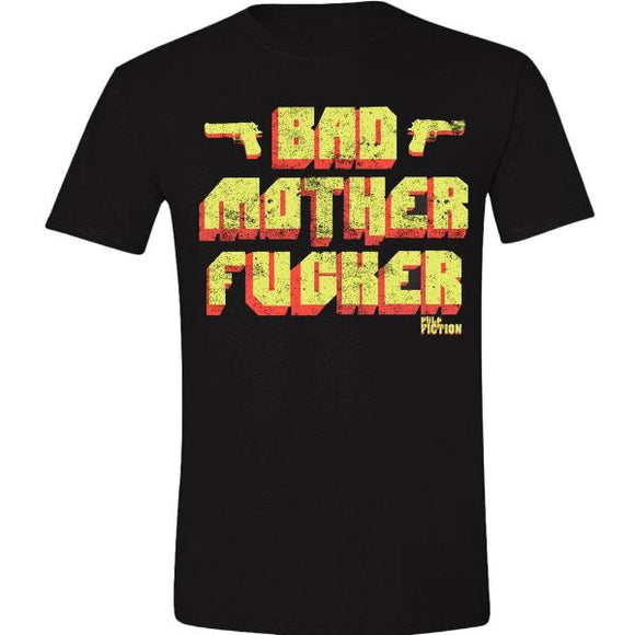 T-Shirt - Pulp Fiction - Bad Mother Fucker