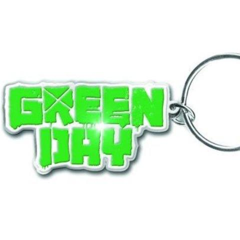 Portachiavi - Green Day - Band Logo