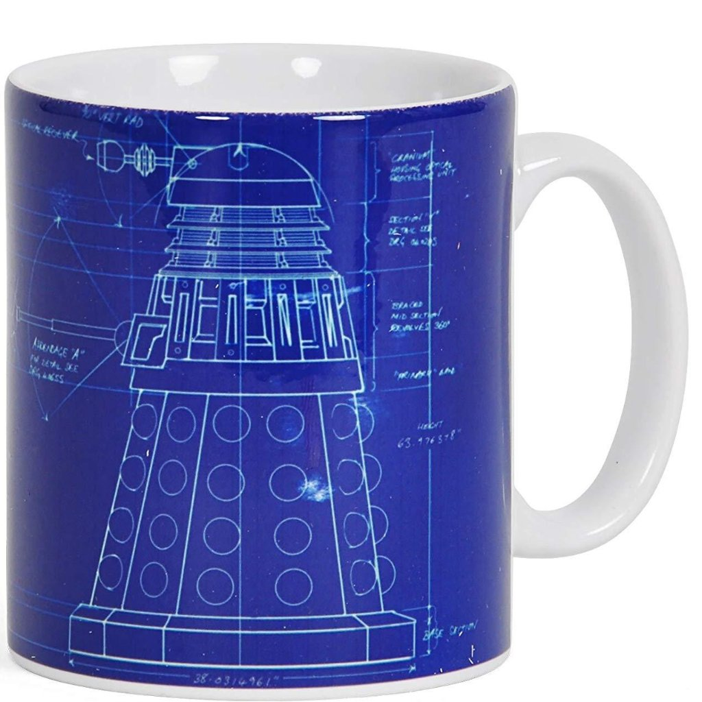 Tazza - Doctor Who - Dalek