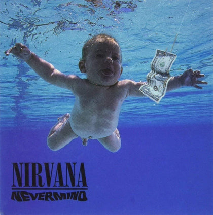 Magnete - Nirvana - Never Mind