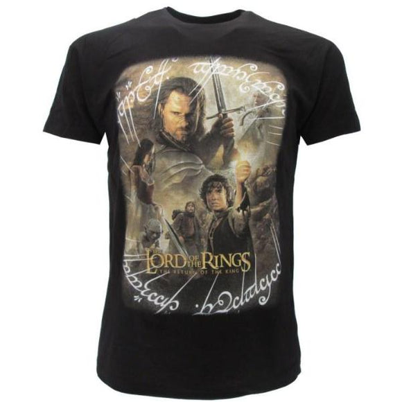 T-Shirt - Lord Of The Rings