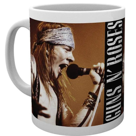 Tazza - Guns N' Roses - Axel