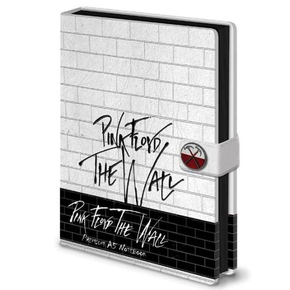 Quaderno - Pink Floyd - The Wall - (A5)