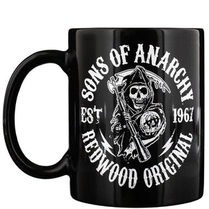 Tazza - Sons of Anarchy - Redwood