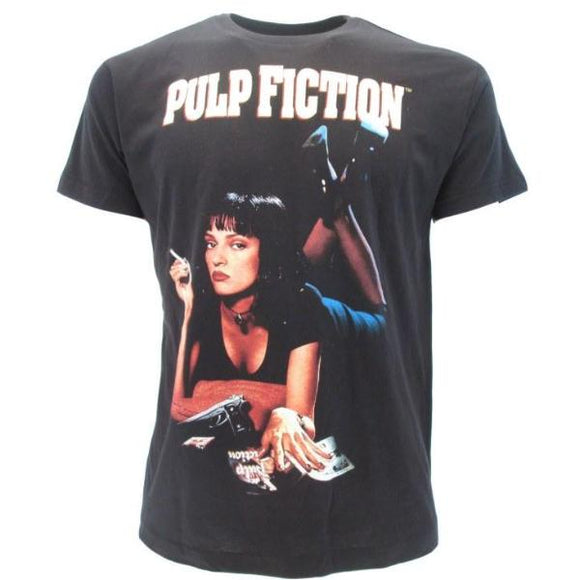 T-Shirt - Pulp Fiction - Uma Thurman