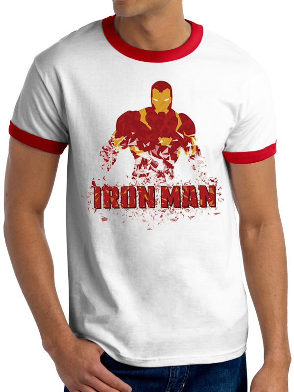 T-Shirt - Iron Man - Civil War