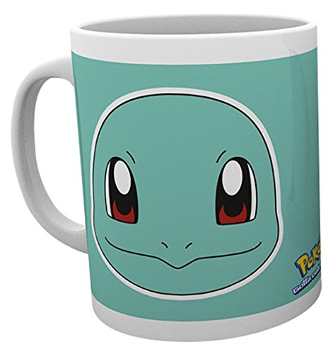 Tazza - Pokemon - Squirtle Face