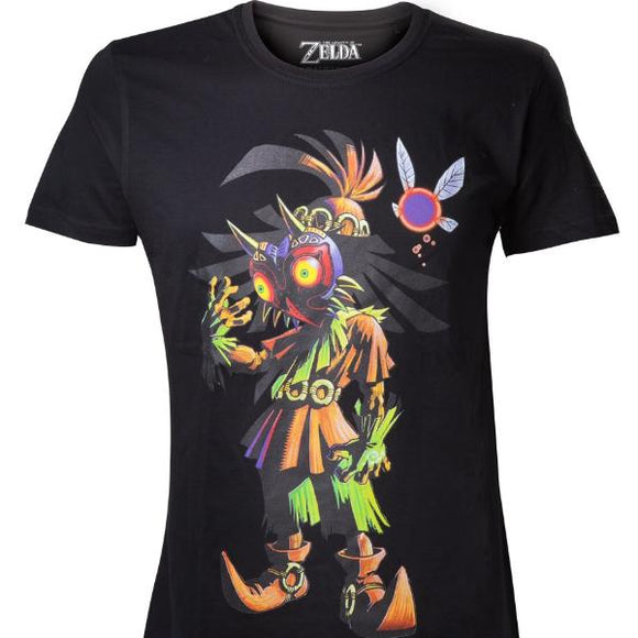 T-Shirt - Legend Of Zelda - Zelda Majoras Mask