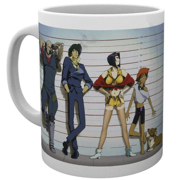 Tazza - Cowboy Bebop - Mug Line Up