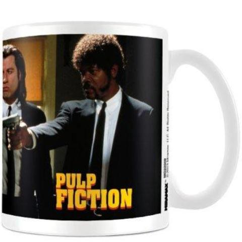 Tazza - Pulp Fiction - Guns