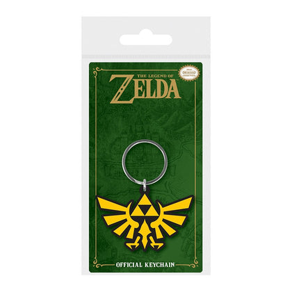 Portachiavi - Nintendo - Zelda - Legend Of Zelda - Triforce