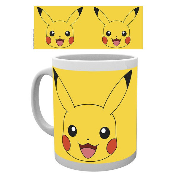 Tazza - Pokemon - Pikachu