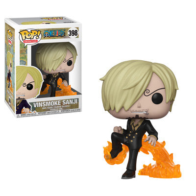 FUNKO POP - ONE PIECE -SERIES 3- (398) VINSMOKE SANJI