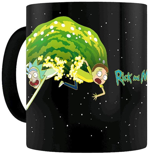 Tazza Termosensibile - Rick And Morty - Portal