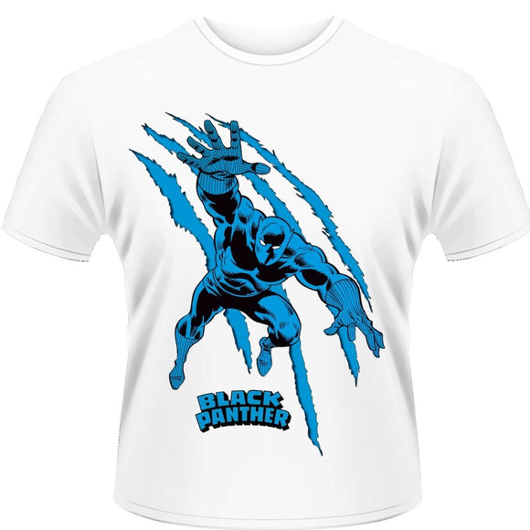 T-Shirt - Black Panther - Marvel - Claw
