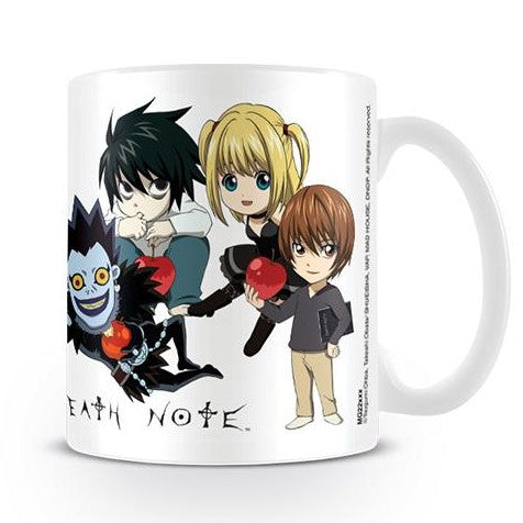Tazza - Death Note - (Chibi) Mug