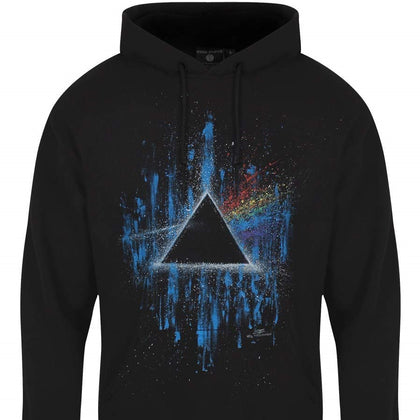 Felpa - Pink Floyd - The Dark Side Of The Moon Blue Splatter
