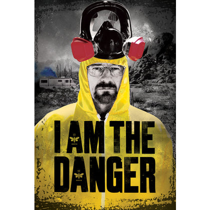 Poster - Breaking Bad - I Am The Danger
