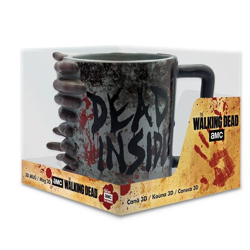 Tazza - Walking Dead - (3D) Don'T Open Dead Inside