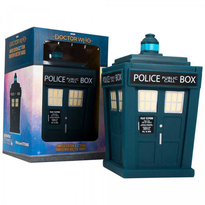 Figure - Doctor Who Titans - 13Th Doctor 6.5 Tardis