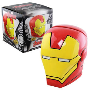 Portabiscotti - Marvel - Iron Man