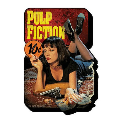 Magnete - Pulp Fiction - One Sheet Magnet