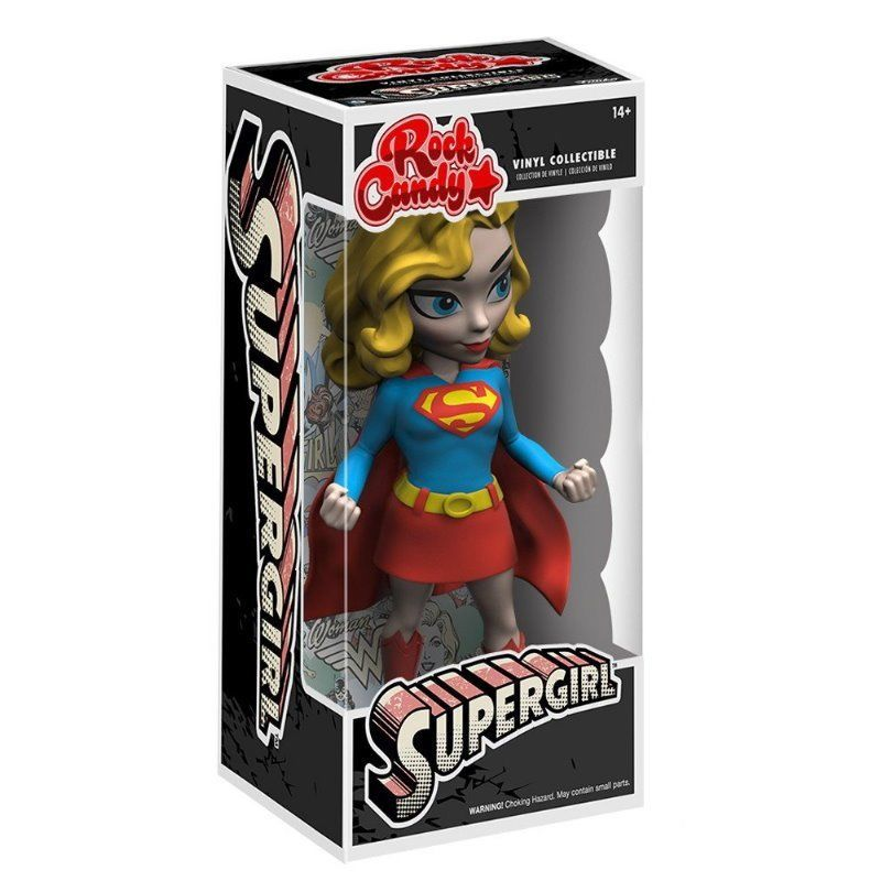 Funko - Rock Candy - Supergirl