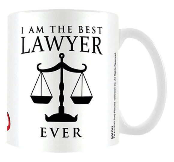 Tazza - Better Call Saul - I Am The Best Lawyer Ever