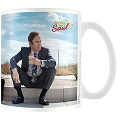 Tazza - Better Call Saul - Curb