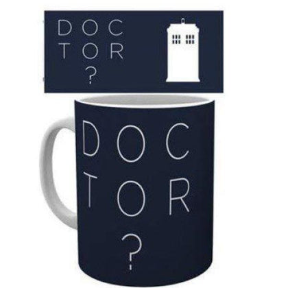 Tazza - Doctor Who - Doctor Who Type