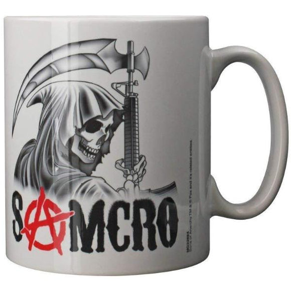 Tazza - Sons Of Anarchy - Samcro Reaper