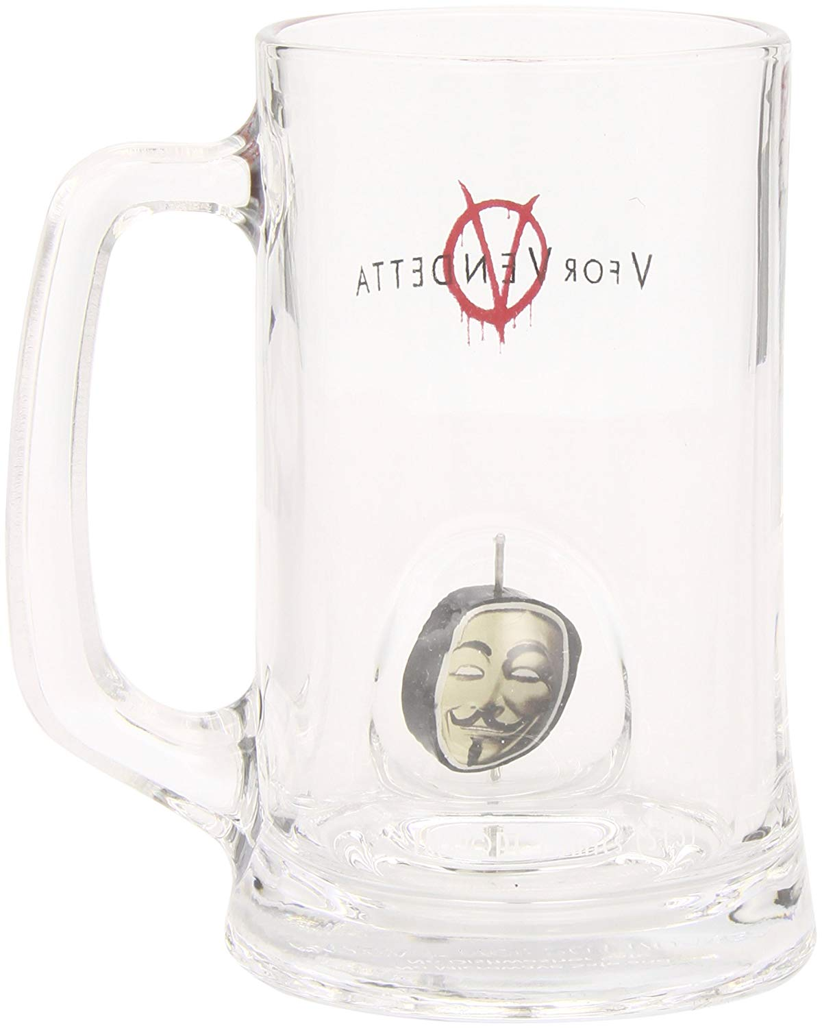 Boccale - V per Vendetta - (Beer Glass)