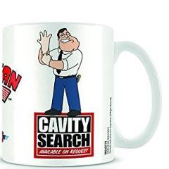 Tazza - American Dad - Cavity Search