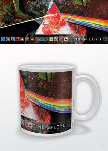 Tazza - Pink Floyd - Dark Side Of The Moon 40th