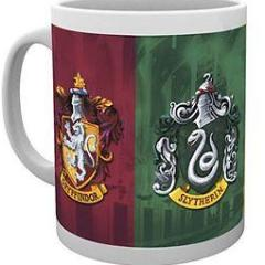 Tazza - Harry Potter - All Crests