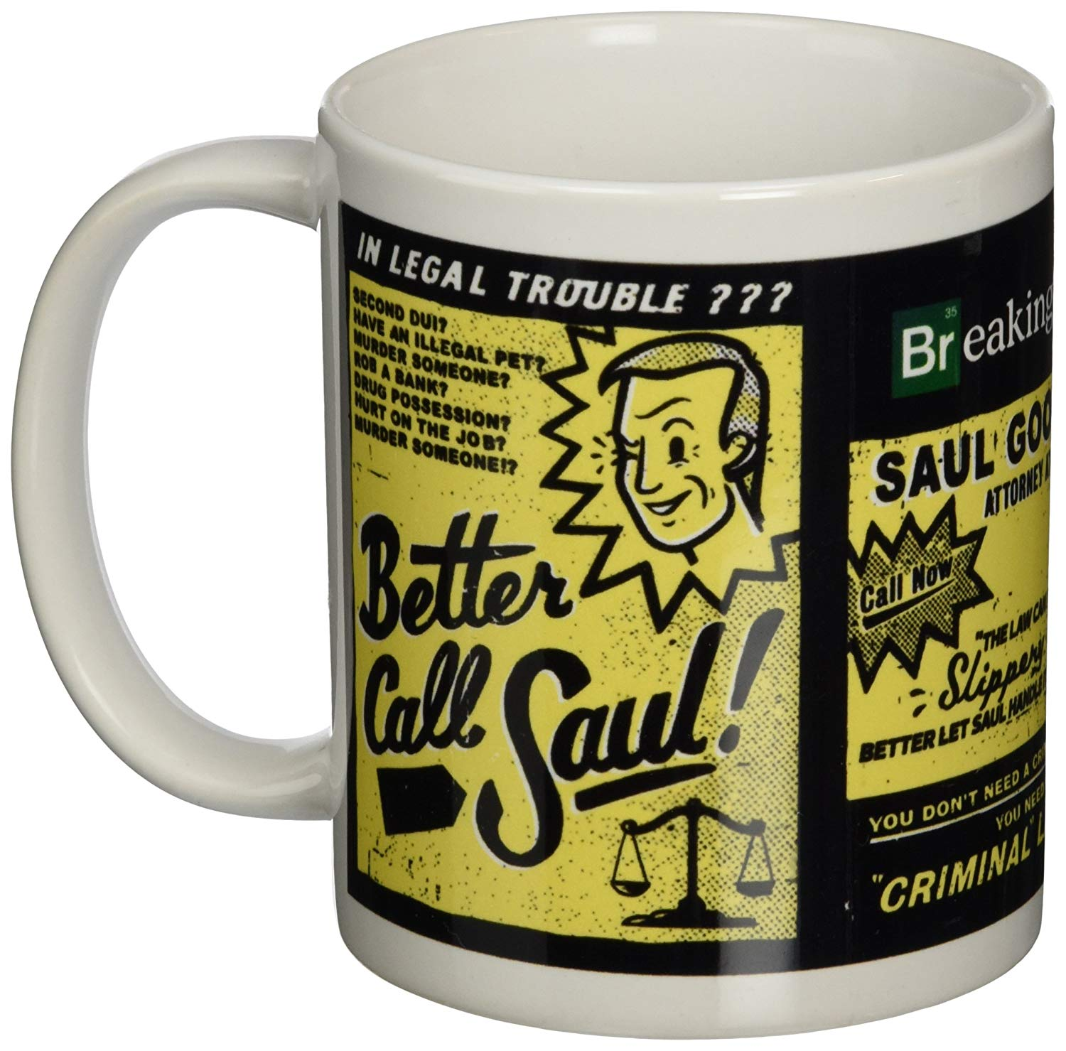 Tazza - Breaking Bad - Better Call Saul