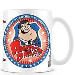Tazza - American Dad - Stop At Nothing