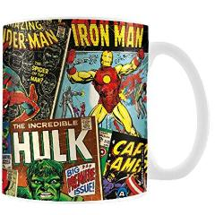Tazza - Marvel Retro - Covers