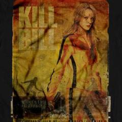 T-Shirt - Kill Bill - Poster
