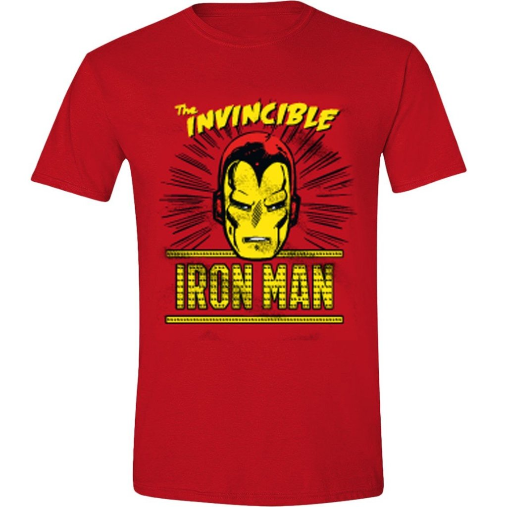 T-Shirt - Iron Man - The Invincible