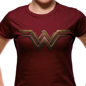 T-Shirt - Wonder Woman - Logo