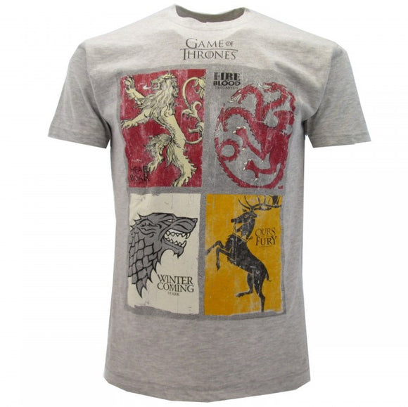 T-Shirt - Game Of Thrones - Sigil