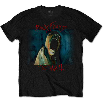 T-Shirt - Pink Floyd - The Wall Scream