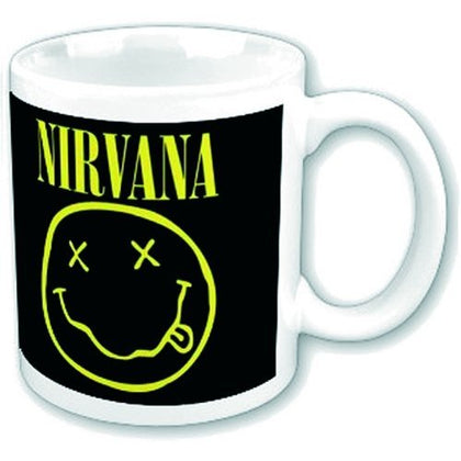 Tazza - Nirvana - Smiley