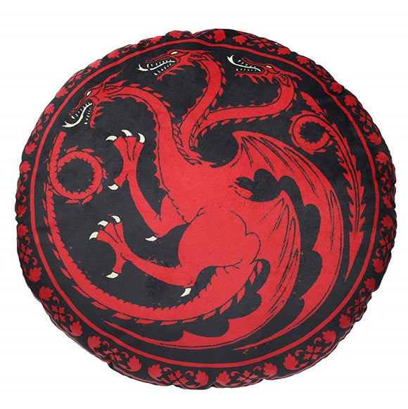 Cuscino - Game of Thrones - House Targaryen (45 cm)