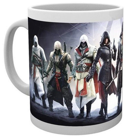 Tazza - Assassins Creed - Assassins