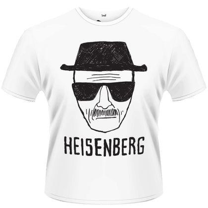 T-Shirt - Breaking Bad - Heisenberg Sketch