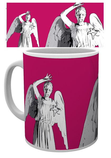 Tazza - Doctor Who - Angel Pop