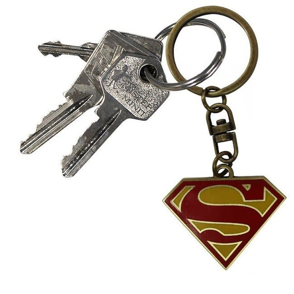 Portachiavi - Dc Comics - Superman Logo
