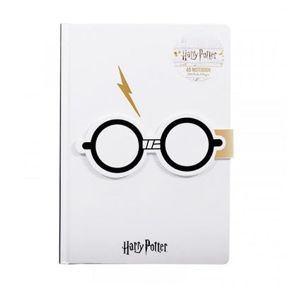 Quaderno - Harry Potter - Lightning Bolt (A5) Notebook
